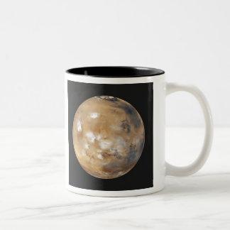 火星のマグ ツートーンマグカップ
