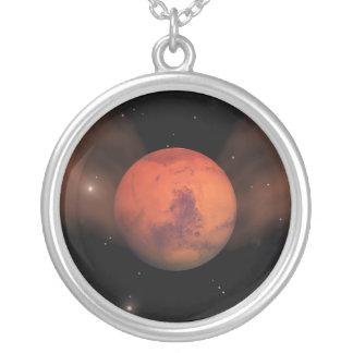 火星の傷 カスタムネックレス