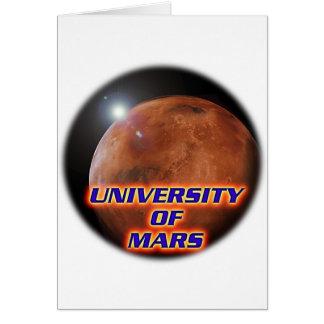 火星の大学 カード