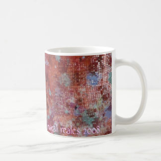 火星の宇宙 コーヒーマグカップ
