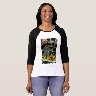 火星の探検家-農家はTシャツがほしいと思いました Tシャツ