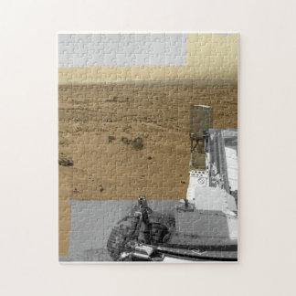 火星の景色のジグソーパズル ジグソーパズル