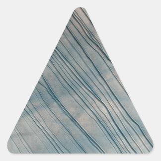 火星の表面の質 三角形シール