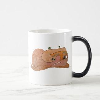 火星のSnale Criznik、Watercolored モーフィングマグカップ