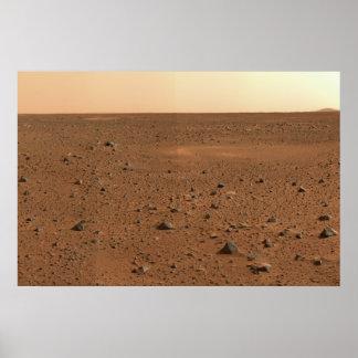 火星への歓迎 ポスター