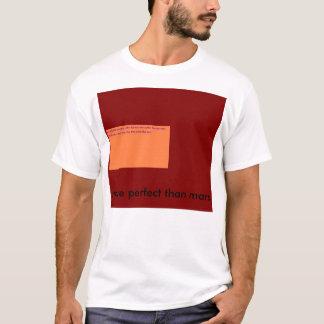 火星より完全 Tシャツ