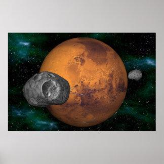 火星システム ポスター