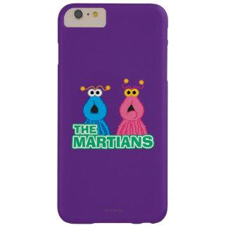火星人のクラシックなスタイル BARELY THERE iPhone 6 PLUS ケース