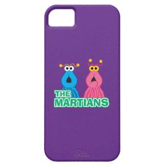 火星人のクラシックなスタイル iPhone SE/5/5s ケース