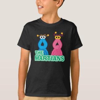 火星人のクラシックなスタイル Tシャツ