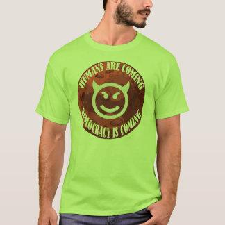 火星人のTシャツ Tシャツ