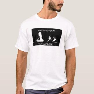 火星人 Tシャツ