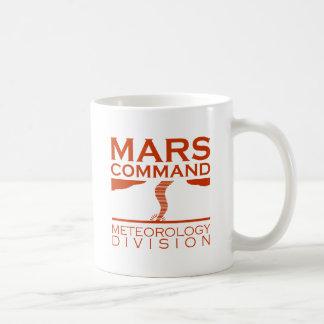火星命令気象学部 コーヒーマグカップ