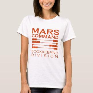 火星命令簿記部 Tシャツ