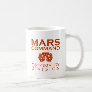 火星命令Optometry部 コーヒーマグカップ