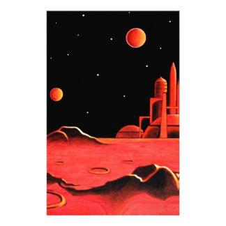 火星都市 便箋