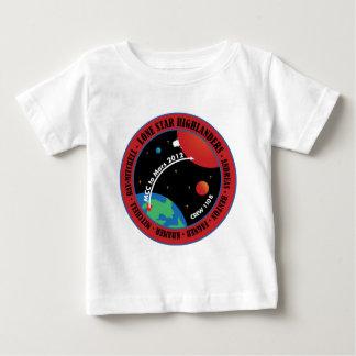 火星101枚のTシャツ2011年 ベビーTシャツ