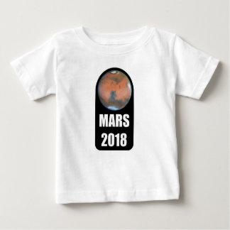 火星2018年 ベビーTシャツ