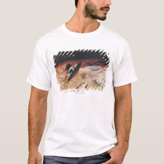 火星3 Tシャツ