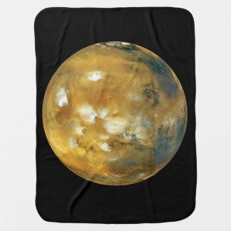 火星 ベビー ブランケット
