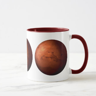 火星 マグカップ