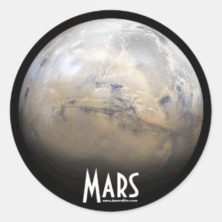 火星 ラウンドシール