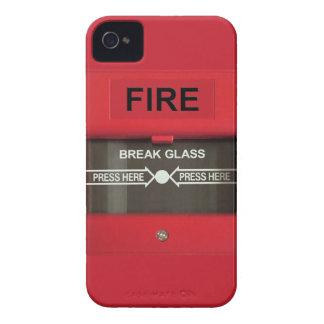 火災警報 Case-Mate iPhone 4 ケース