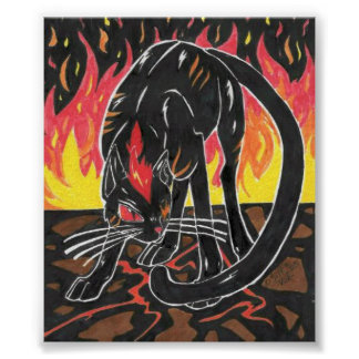 火猫 ポスター