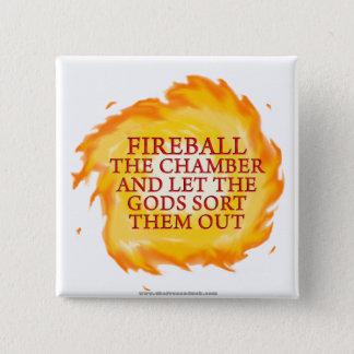 火球部屋 缶バッジ