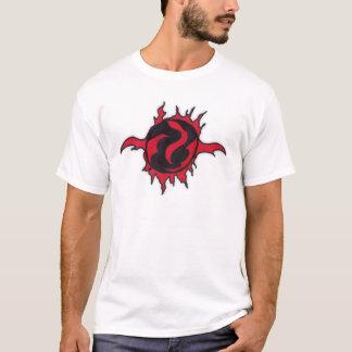 火球 Tシャツ