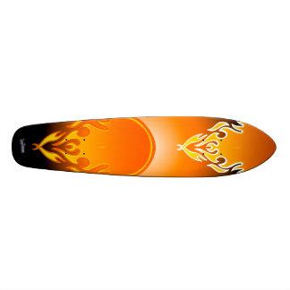 火球XL5.2のスケートのデッキ 20CM スケートボードデッキ