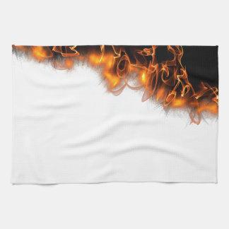 火! お手拭タオル