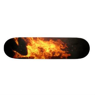 火 オリジナルスケートボード