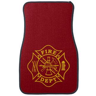 火Deptのマルタ十字のカーマット(2)の前部セット カーマット