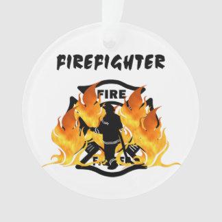 火Deptの炎 オーナメント
