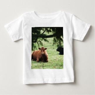 火N氷 ベビーTシャツ