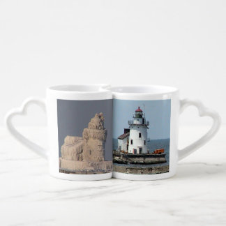 灯台はペアカップに味をつけます ペアカップ