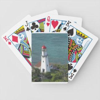 灯台カード バイスクルトランプ