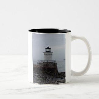 灯台マグ ツートーンマグカップ