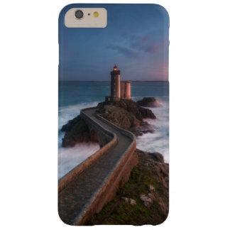 灯台日没Plouzané | Finistère、ブリッタニー Barely There iPhone 6 Plus ケース
