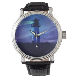 灯台標識 腕時計