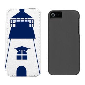灯台海軍 iPhone SE/5/5sウォレットケース