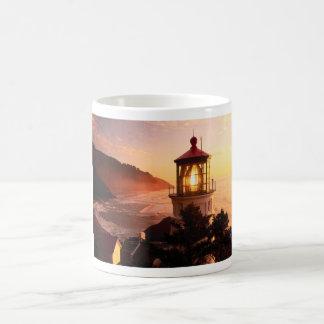 灯台眺め コーヒーマグカップ