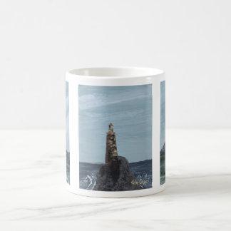 灯台青空3の写真のマグ コーヒーマグカップ