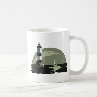 灯台 コーヒーマグカップ