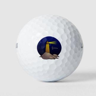 灯台 ゴルフボール