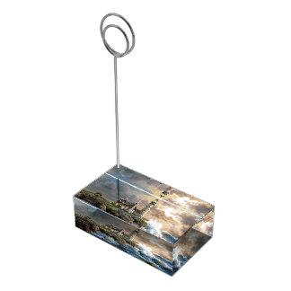 灯台 テーブルカードホルダー