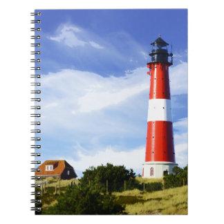 灯台 ノートブック