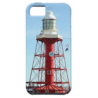 灯台、港アデレード、オーストラリア iPhone SE/5/5s ケース