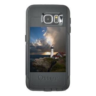 灯台 Lighthouse オッターボックスSamsung Galaxy S6ケース